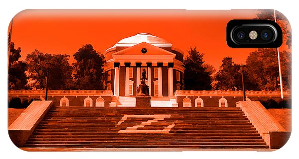 Rotunda Uva Orange IPhone Case