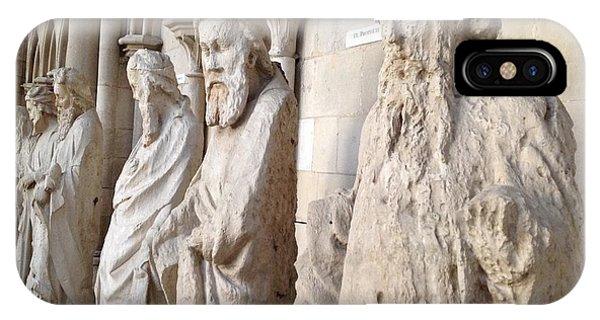 Rouen Cathedral Francel Ireland IPhone Case