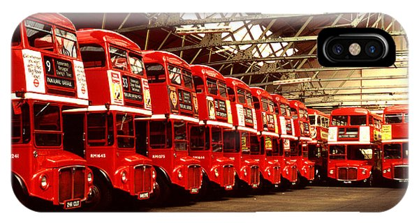 Routemasters IPhone Case