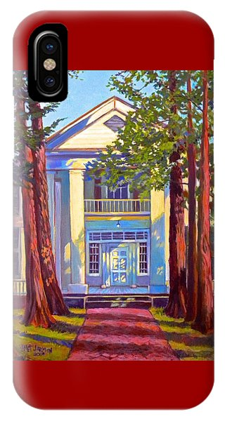 Rowan Oak IPhone Case