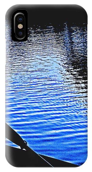 Rowboat At Sunset IPhone Case
