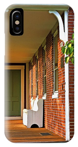 Rowe House IPhone Case