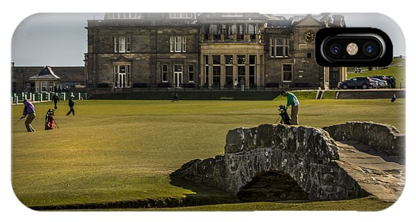 Wall Pictures Royal And Ancient Golf Club IPhone Case