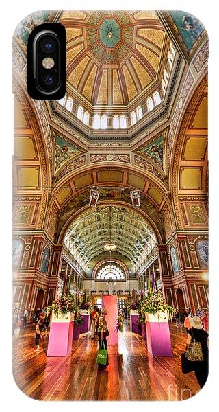 Royal Exhibition Building II IPhone Case