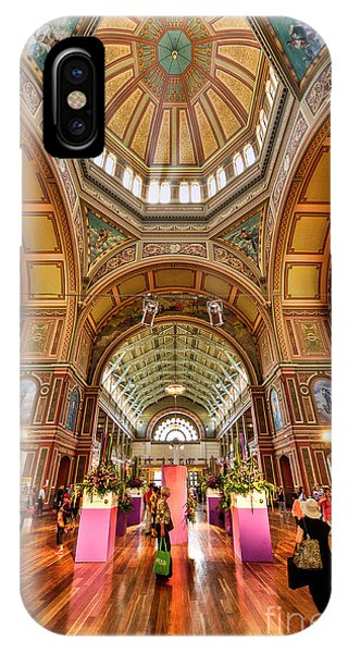 Royal Exhibition Building II IPhone Case