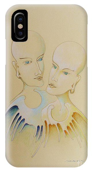 Royal Partners IPhone Case