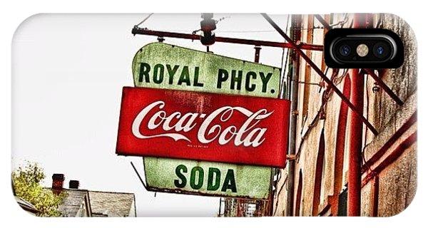 Surrealism iPhone Case - Royal Pharmacy  by Scott Pellegrin