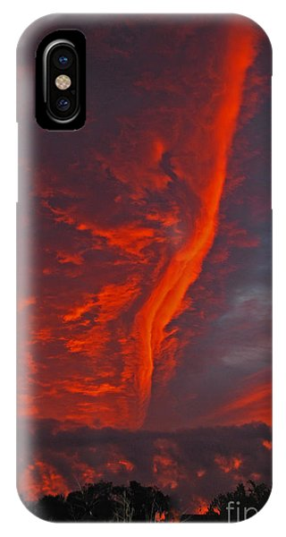Royal Sunset IPhone Case
