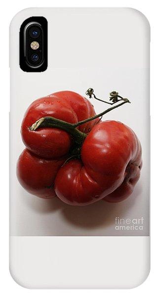 Roys Tomato IPhone Case