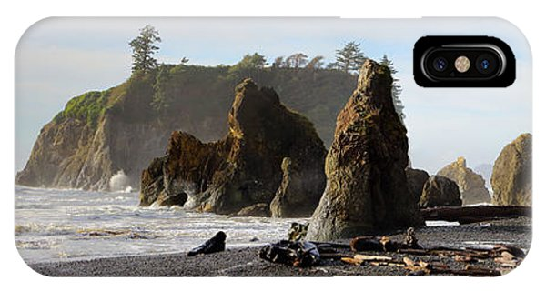 Ruby Beach IPhone Case