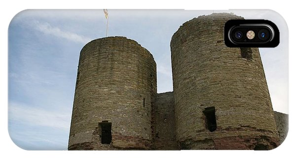 Ruddlan Castle IPhone Case