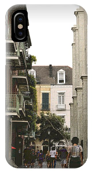 Pere Antoine Alley IPhone Case