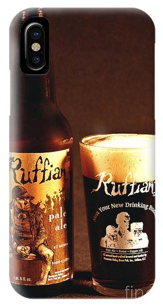 Ruffian Ale IPhone Case