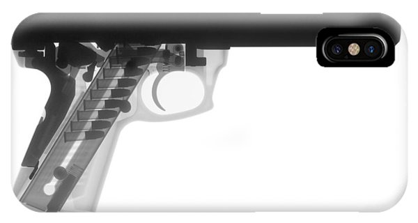 Calico M100 iPhone Case - Ruger 22 45 by Ray Gunz
