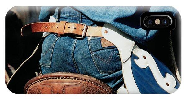 Rugged Wrangler IPhone Case