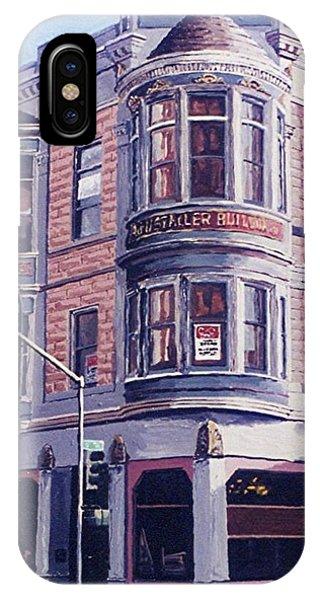 Ruhstaller Building Phone Case by Paul Guyer