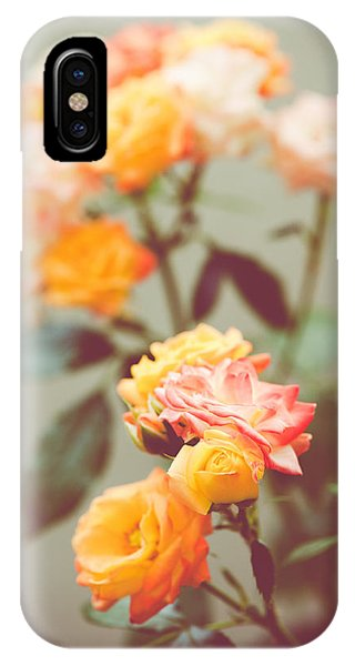 Rumba Rose IPhone Case