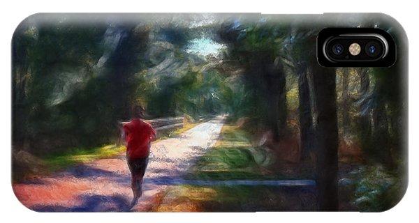 Running IPhone Case