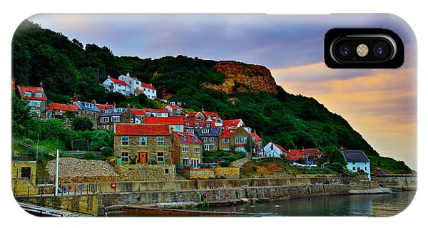 Runswick Bay England IPhone Case