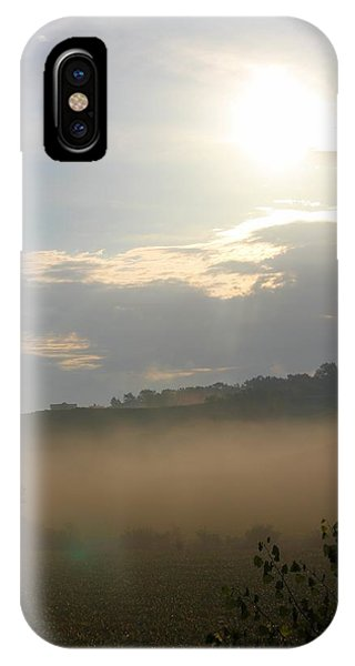 Rural Morning Phone Case by Angie Phillips