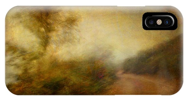 Ruralscape #11 - Rain And Dust IPhone Case