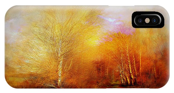 Russet Lane IPhone Case