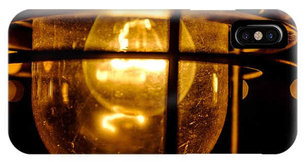 Rust Light IPhone Case