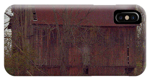 Rusted Roof IPhone Case
