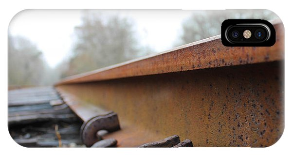 Rusted Track IPhone Case