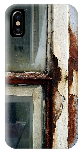 Rusted Window IPhone Case