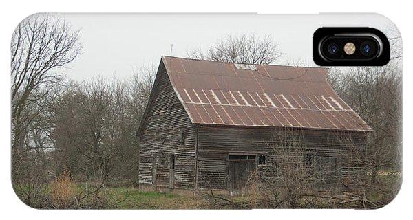 Rustic Barn Forgotten IPhone Case