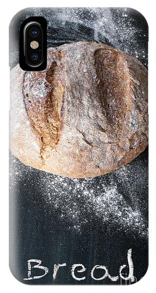 Rustic Bread IPhone Case