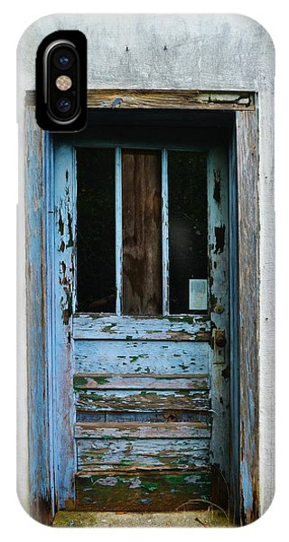 Rustic Door IPhone Case