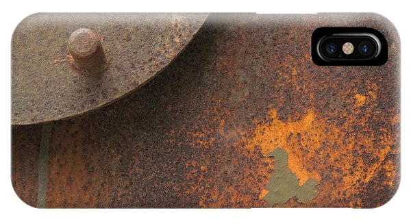 Rusty Abstraction IPhone Case