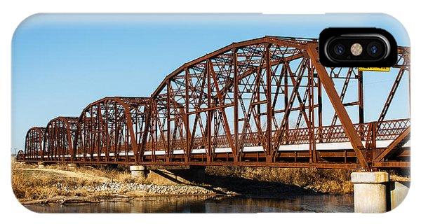 Rusty Bridge IPhone Case
