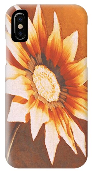 Rusty Gazania IPhone Case