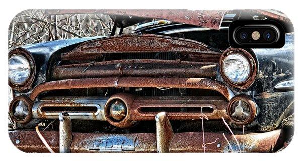 Rusty Old Car IPhone Case