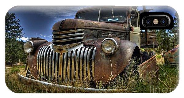 Rusty Relic IPhone Case