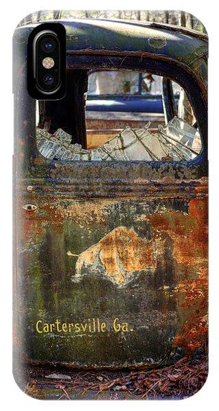 Rusty Rino IPhone Case