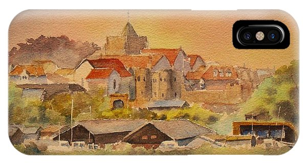 Rye East Sussex Uk IPhone Case