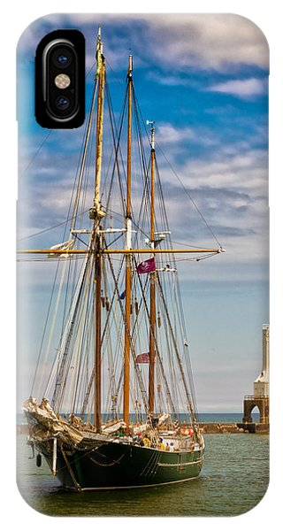 s/v Denis Sullivan IPhone Case