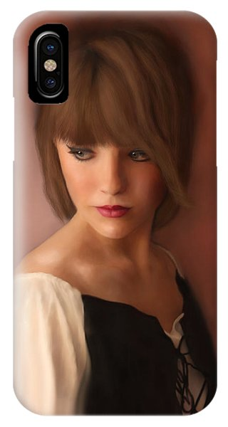 Sabrina IPhone Case