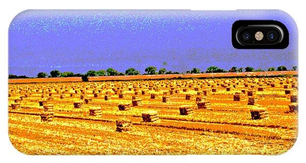 Sacramento Delta Farm IPhone Case