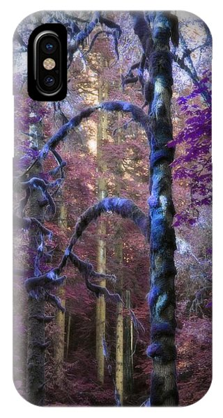 Sacred Forest IPhone Case