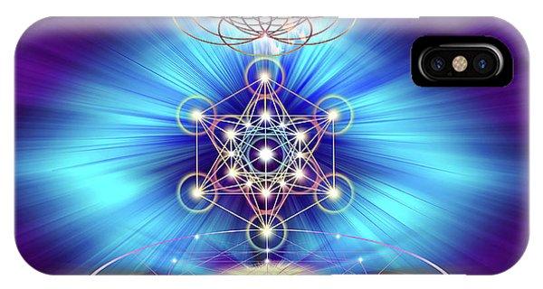 Sacred Geometry 30 IPhone Case