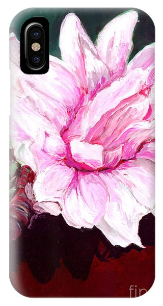 Sacred Pink Lotus  IPhone Case