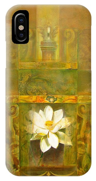 Sacred Places Phone Case by Brooks Garten Hauschild