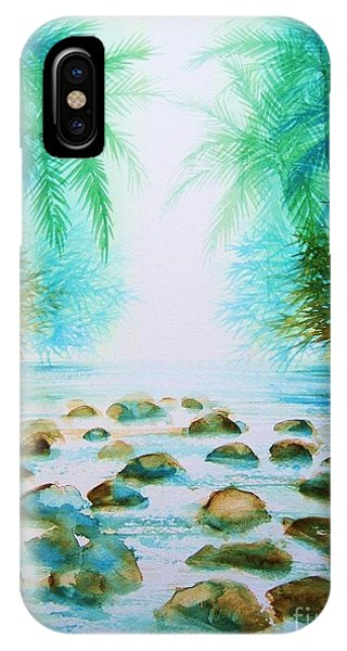 Sacred Pools IPhone Case