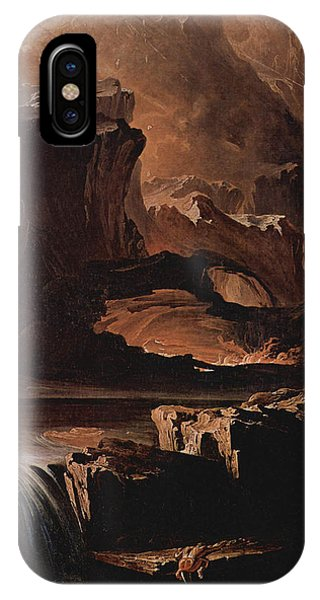 Sadak And The Waters Of Oblivion  IPhone Case