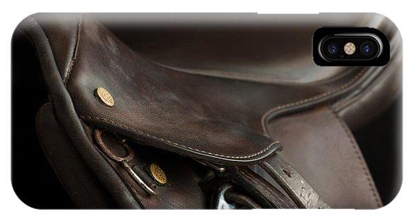 Saddle 1 IPhone Case